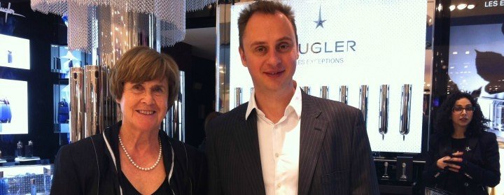 Interpretare per Thierry Mugler