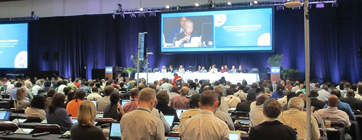 A full house at the IUCN General Assembly