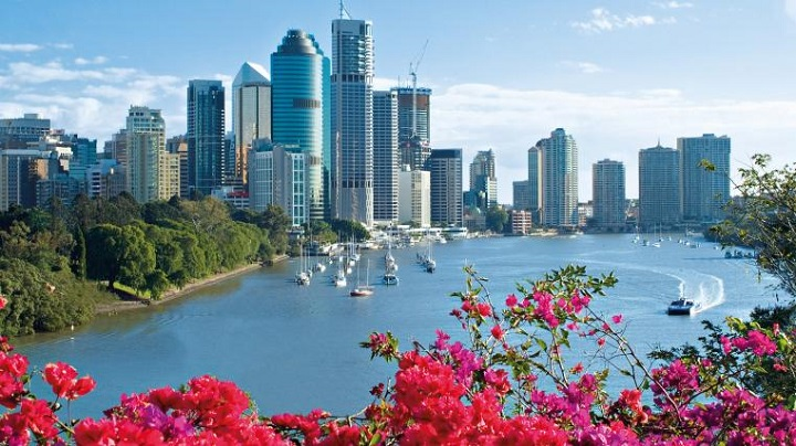 Brisbane became the center of worldwide media attention for a few days for the G20 Leaders' Summit in 2014.