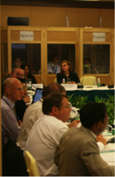 Booths for conference interpreters