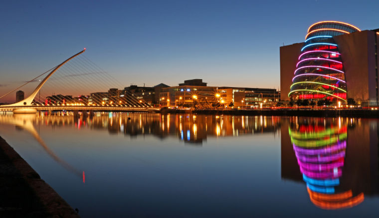 Dublin's Convention Centre - a great destination for Conferences and Conference Interpreters