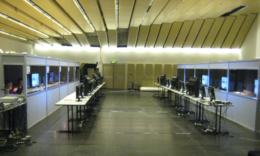 Remote interpreting with Interpretation Booths