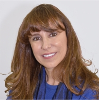 Verónica Pérez Guarnieri, Member of AIIC. Responsible for the South America region, except Brazil. Verónica is the Calliope-Interpreters member based in Buenos Aires, Argentina.